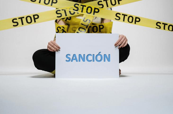 Tipos de Sanciones